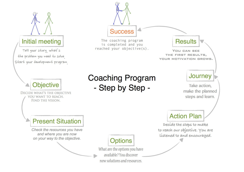 how a Coaching Program works